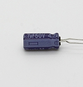 4.7uf 50v Electrolytic Capacitor