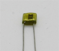 .01 uf 50v Xicon Polyester Film Capacitor