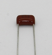 .068uf 50v Panasonic Film Capacitors - 100 count
