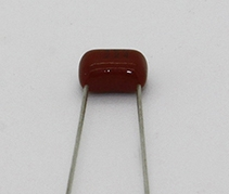 .22uf 50v Panasonic Radial Film Capacitor - 100 count