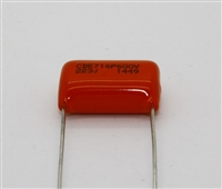 .022 600v SBE Orange Drop Polypropylene Capacitor