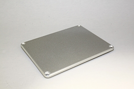 1590BB Blemished Back Plate