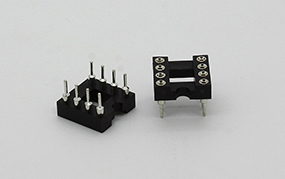 IC Socket 8-Pin