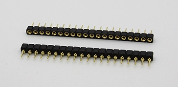 Socket 20-Pin Single Row