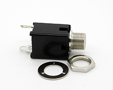 "Switchcraft 1/4"" Mono Jack Enclosed"