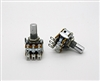 Alpha Potentiometer B100K 16mm Dual-Gang