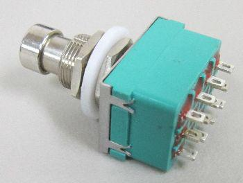 4PDT True Bypass Switch