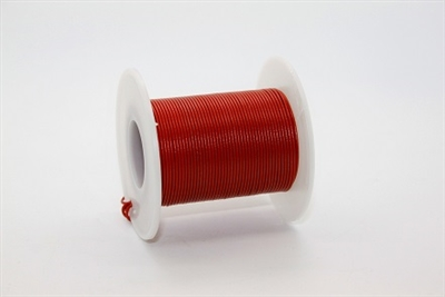 24/7 Wire Red 100ft Spool