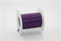 24/7 Wire Violet 100ft Spool