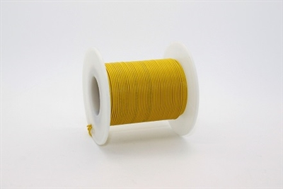 24/7 Wire Yellow 100ft Spool