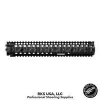 DANIEL DEFENSE M4A1 RAIL INTERFACE SYSTEM II, RIS II (BLK)