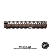DANIEL DEFENSE M4A1 RAIL INTERFACE SYSTEM II, RIS II (FDE)