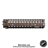 DANIEL DEFENSE MK18 RAIL INTERFACE SYSTEM II, RIS II (FDE)