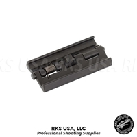 HK-ASSAULT-GRIP-WITH-SLIDE-IN-LM/LLM-SWITCH-BLACK