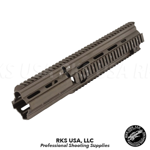 HK 416A5 EXTENDED HANDGUARD RAL8000