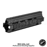 HK416A5-PICATINNY-HANDGUARD-11-INCHES-BLACK