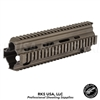 HK416A3-PICATINNY-HANDGUARD-9-INCHES-RAL8000