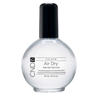 CND Colour Air Dry Top Coat 2.3 oz