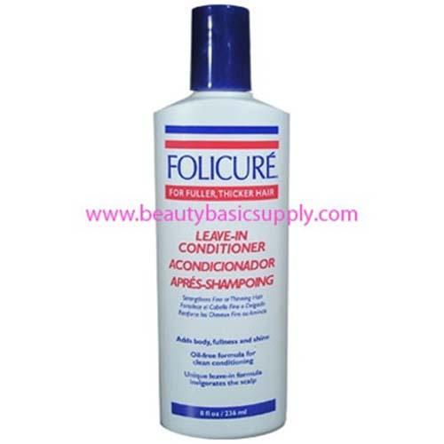folicure leave in conditioner 8 oz folicurehair skin products. Black Bedroom Furniture Sets. Home Design Ideas