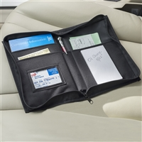 High Road Car Document Organizer, Auto Case, Registration Holder, Glove Compartment Case, Car Console Organizer
