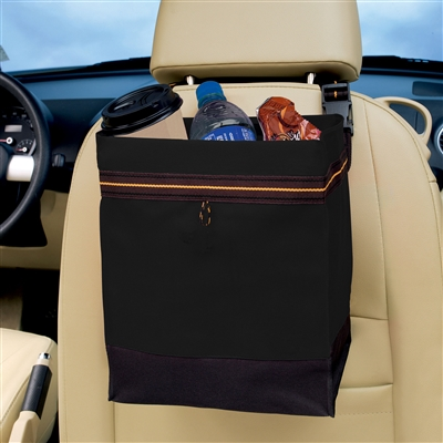 High Road Express Hanging Litter Bag, Auto Trash Bag, Car Trash Bag
