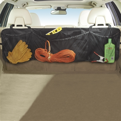 High Road Cargo Organizer, Car Seat Back SUV Cargo Organizer