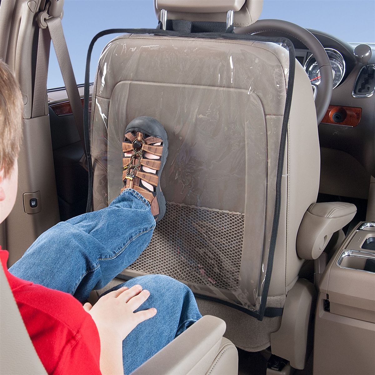 High Road Seat Back Protectors 2 Pack Larger Photo