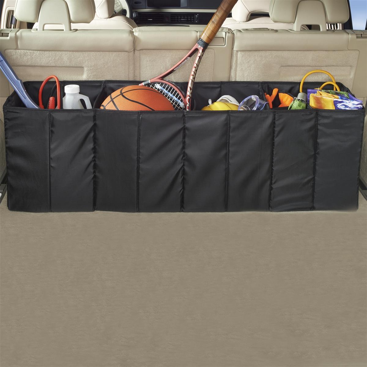 High Road Accordion Car Trunk Organizer Amp Folding Cargo