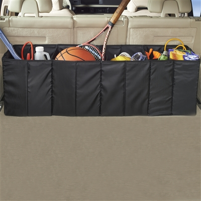 High Road Accordion Car Trunk and SUV Cargo Organizer