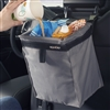 High Road Gray TrashStash Hanging Car Trash Bag, Seatback Car Trash Can, Car Litter Bag, Hanging Car Litter Bin