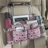 High Road Sahara SwingAway Car Seat Organizer, Front Seat Organizer, Over the Seat Organizer, Car Organizer Front Seat