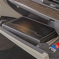 High Road Leather-Look Glove Compartment Organizer