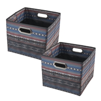 High Road Southwest CargoCube Handled Leakproof Car Storage Bin - set/2