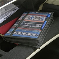 High Road Southwest Car Glove Box and Console Organizer for Registration and Insurance Documents
