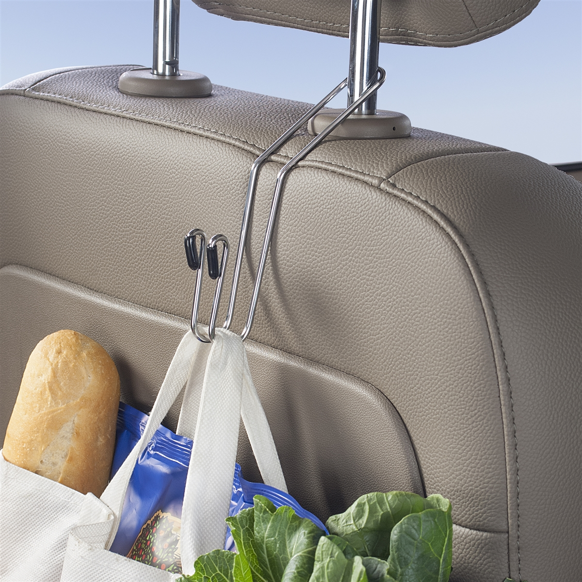 Add Seat Back Storage To The Car Interior