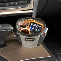 High Road DriverCup Cupholder Phone Mount and Charger Station Organizer