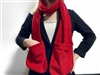 AANP fleece scarf