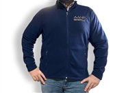 Unisex Full Zip Fleece Jacket