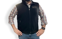 Unisex Full Zip Fleece Vest