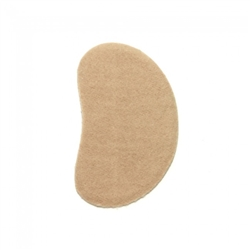 Medical-Grade Moleskin Kidney Foot Pads