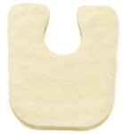 "Extra Thick 1/4"" U-Shaped Callus Pads"