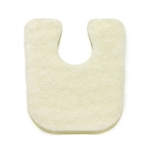 "1/8"" U-Shaped Stick-On Adhesive Callus Foot Pads"