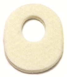 "Extra Thick 1/4"" Oval-Shaped Callus Pads"