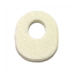 callus pads, oval shaped foot pads