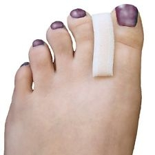 "1/2"" Medical-Grade Foam Big Toe Separators"