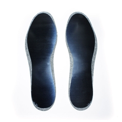 spring steel insoles