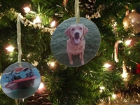 Custom Christmas Tree Ornaments