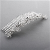 Swarovski Crystal Bridal Headpiece Tiara Comb<br>3304TC