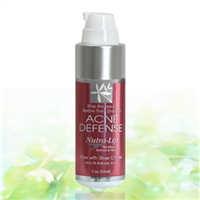 "Acne Defense ""good for all ages"""