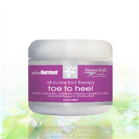Toe To Heel All-In-One Foot Therapy (4oz)